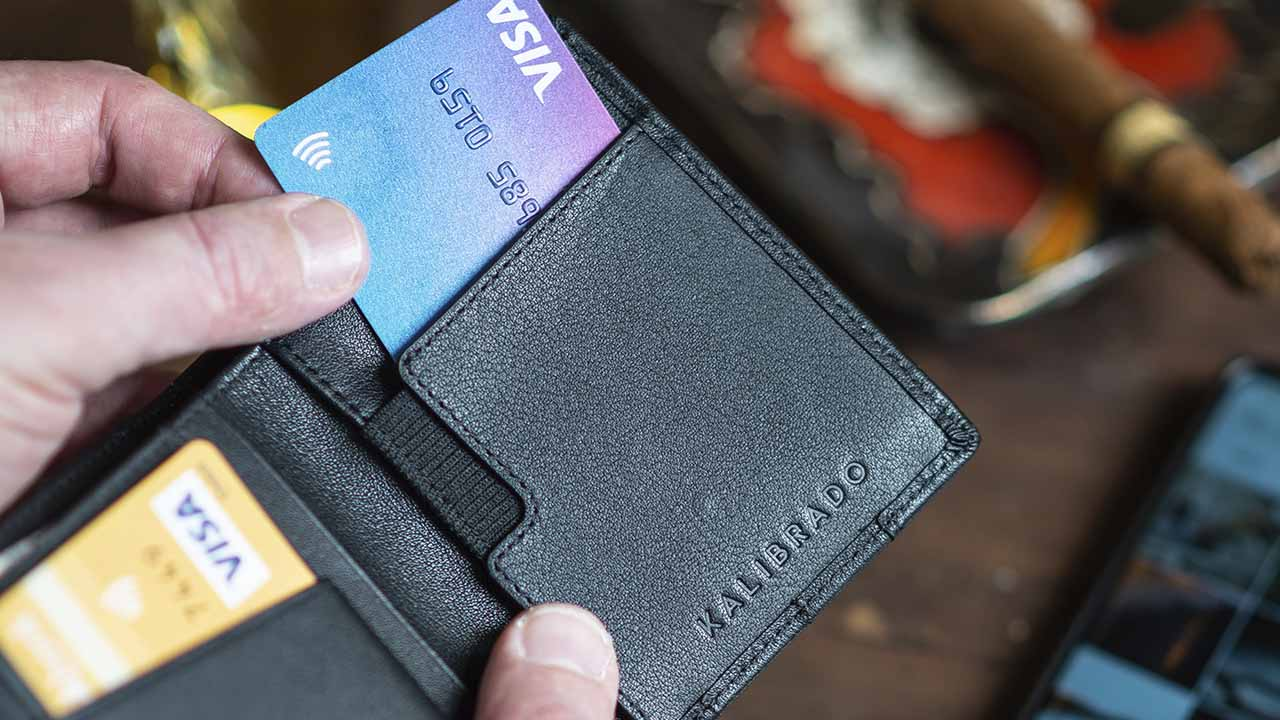 Pagar de mas tarjeta de crédto