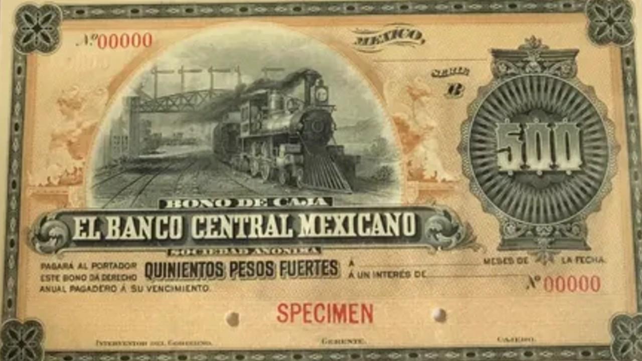 Con estos billetes antiguos puedes ganar hasta 44 mil pesos