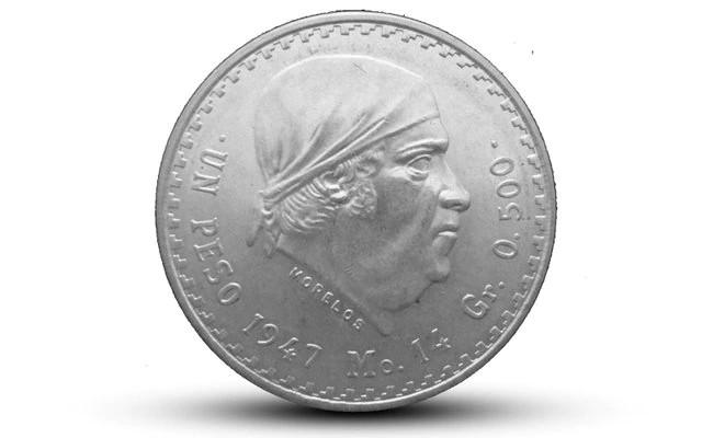 Esta moneda antigua de Morelos se llega a vender en 25 mil pesos