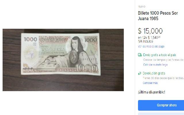 Este comerciante tiene la opción de envío gratis