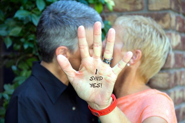 Este es uno de los momentos más especiales para una pareja