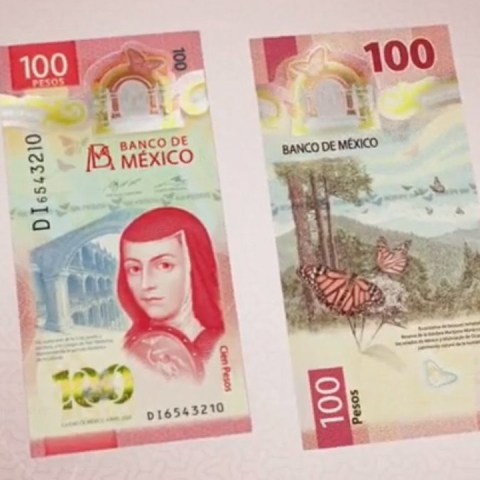 Estos son billetes y monedas en los que ha aparecido Sor Juana