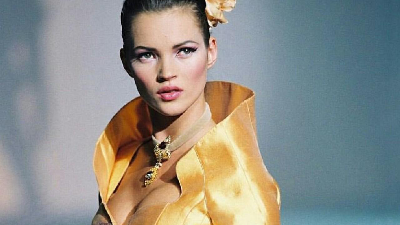 Kate Moss vende en 18 mil dólares un video de ella durmiendo