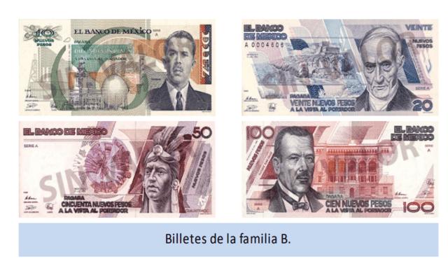 Billete de 500 que vale 15 mil pesos
