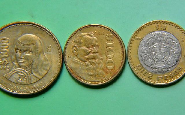 Puedes cambiar toda clase de monedas