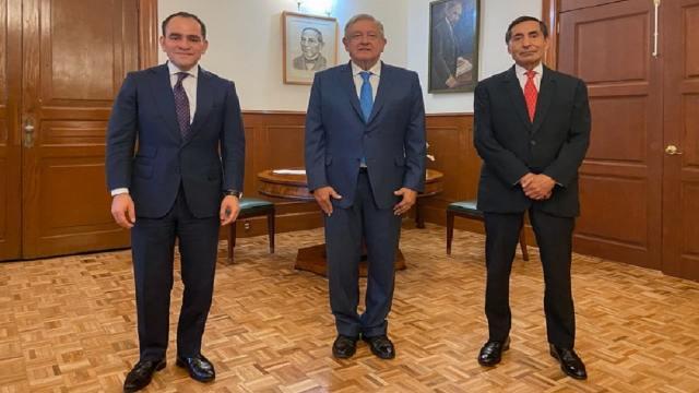 El actual titular de la Secretaría de Hacienda, será propuesto para gobernador del Banxico