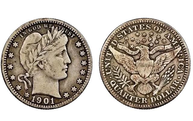 Dólares de garn valor