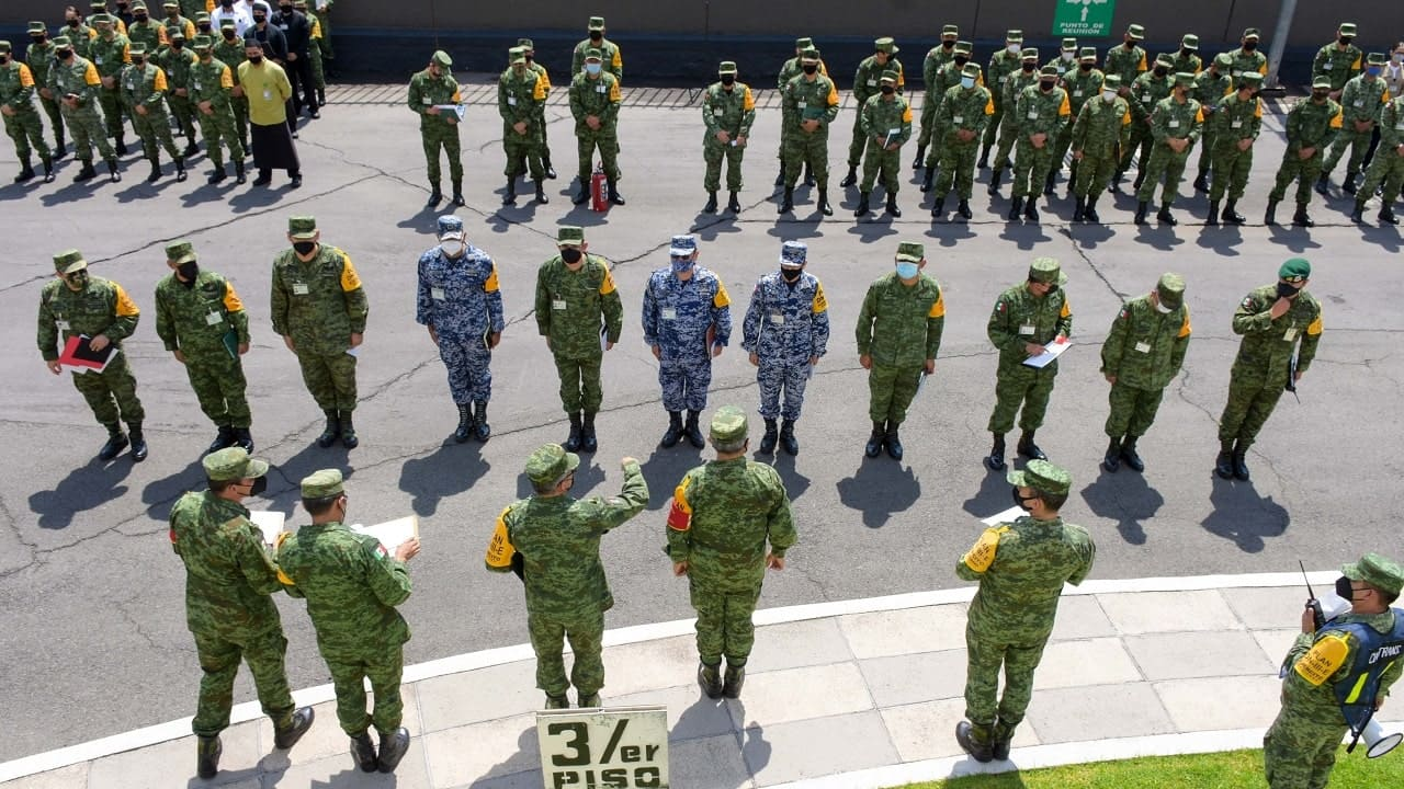 Te contamos cuáles son los requisitos necesarios para entrar al EjércitoMexicano