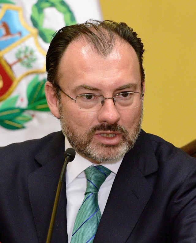 Luis Videgaray, ex titular de la SHCP, es inhabilitado 10 años por la SFP