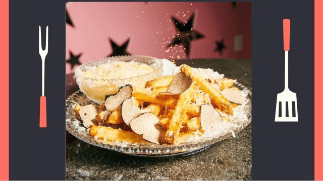 papas fritas más caras del mundo