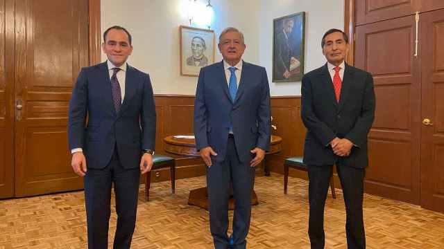 Congreso recibe nombramientos de Herrera y Ramírez para Banxico y SHCP