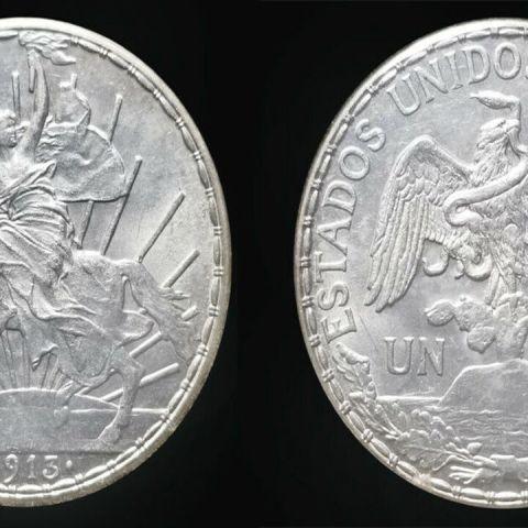 moneda de plata mexicana