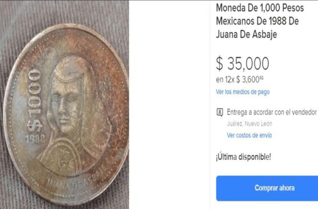 billetes y monedas antiguas de México