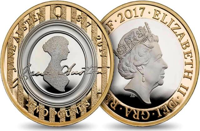 moneda de dos libras