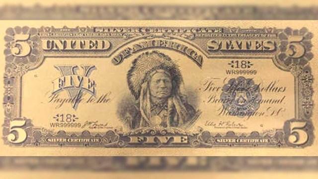 Antiguo dólar hoy se vende entre los coleccionistas