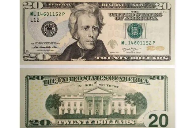 Este cambio de dólar es valioso