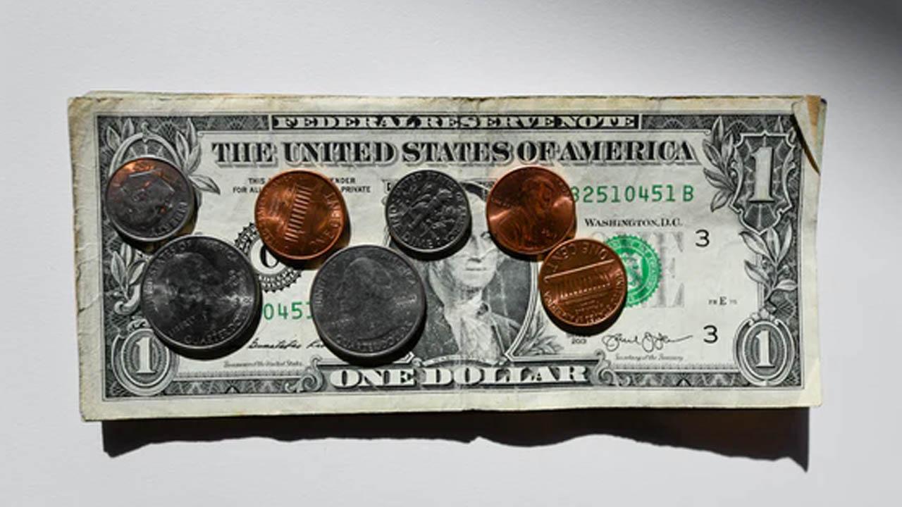 Penny de un dólar y su tipo de cambio