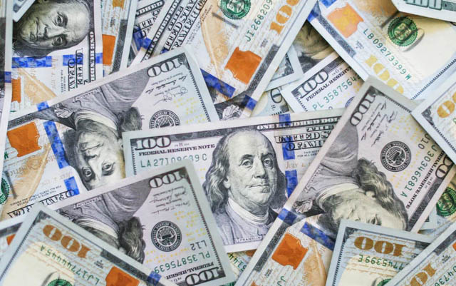La cotización dólar varia todos los días