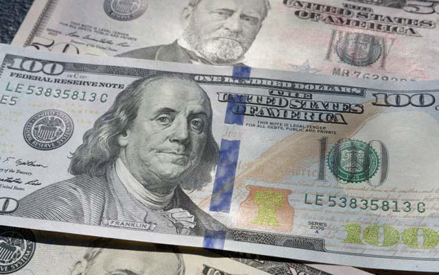 Cotización dólar en México