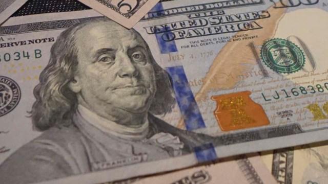 Precio del dólar inicio de semana