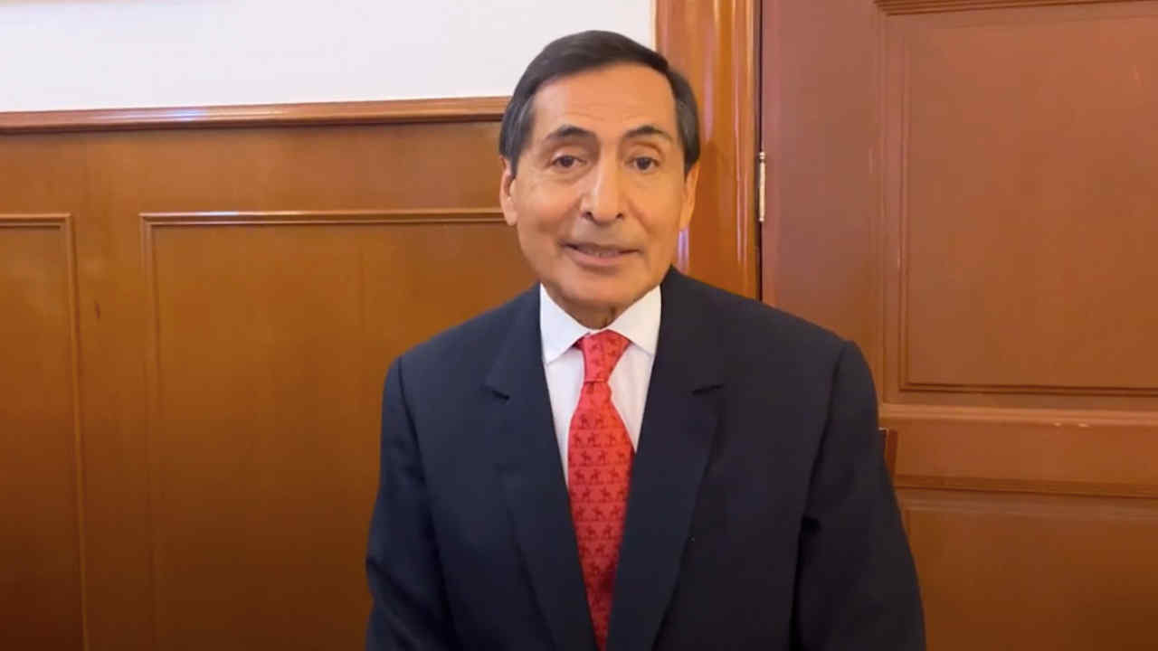 Rogelio Ramírez de la O asume la titularidad de la SHCP