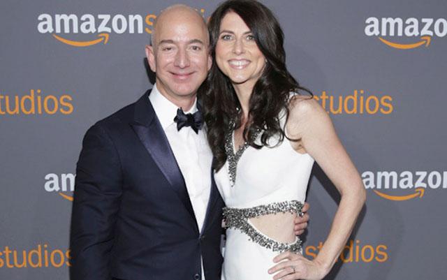 Exesposa de de Jeff Bezos
