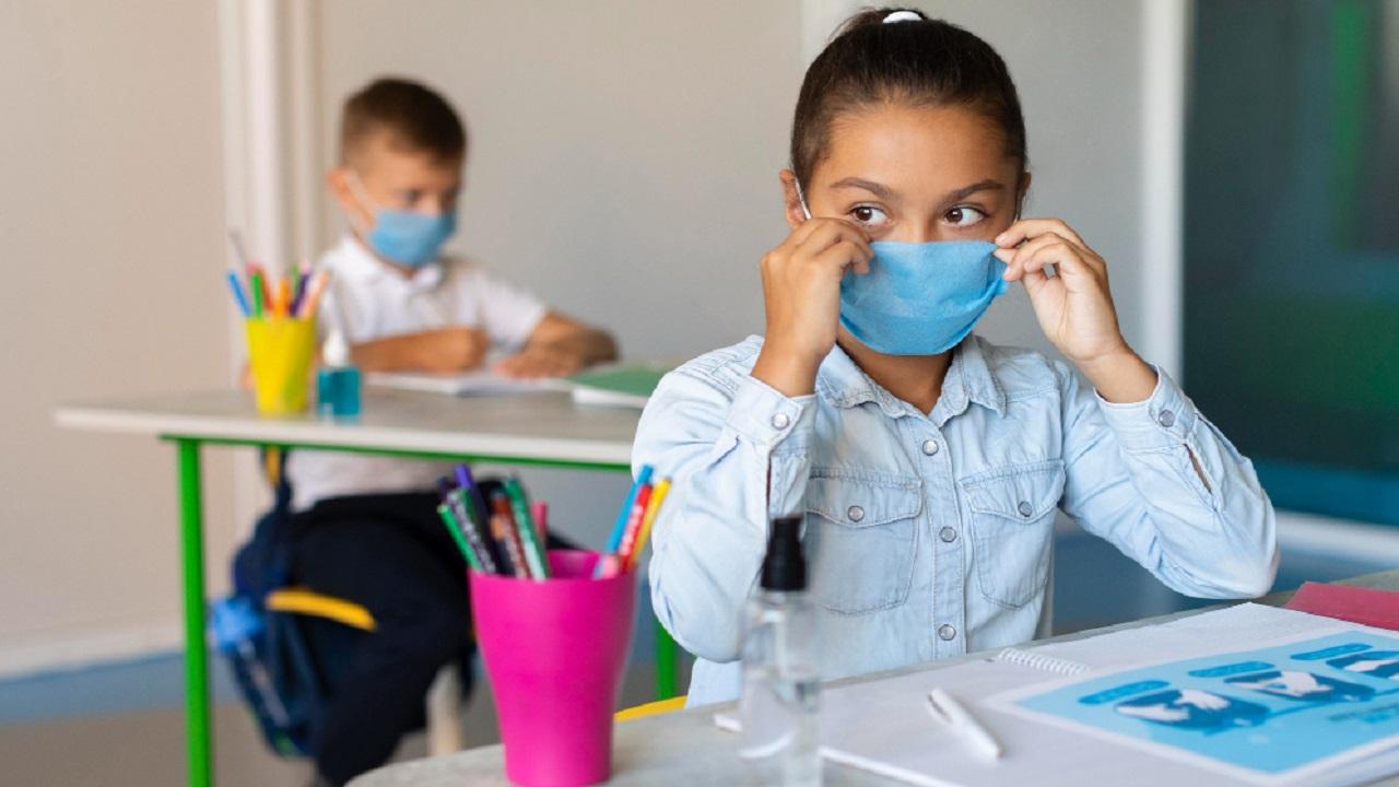 No se podrán utilizar durante el regreso a clases los cubrebocas que tienen válvulas de respiración o ventilación