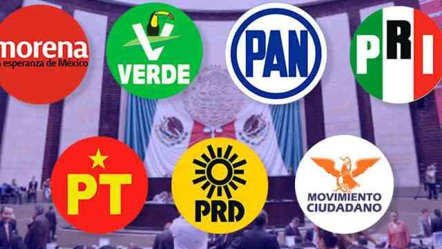 INE aprueba presupuesto por 5 mil 800 mdp a partidos políticos en 2022