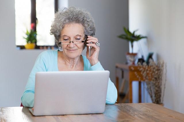 Un beneficiode hacer la declaración anual como jubilado es poder obtener saldo a favor