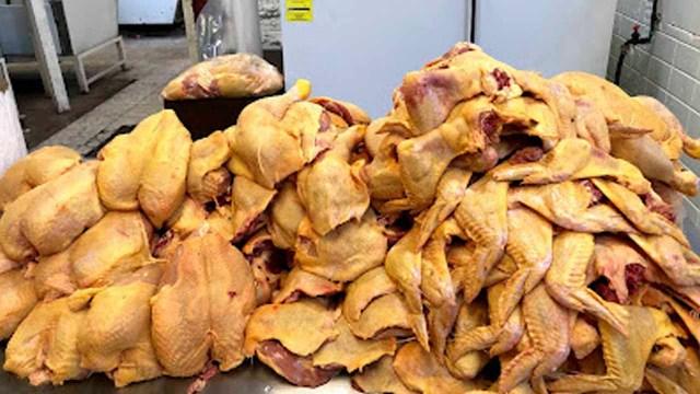 Aumenta precio del pollo