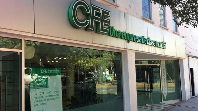 CFE aumenta tarifas de luz