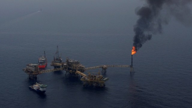 El incendio en la plataforma de Pemex sacó de operación 125 pozos del activo Ku-Maloop-Zaap