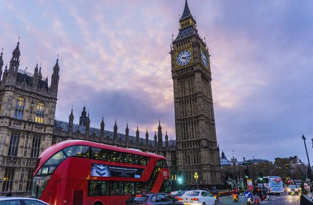 Londres prohíbe autos