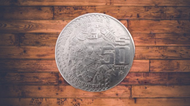 moneda de 50 vale 20 mil