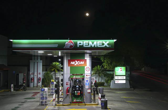 Pemex venta de gasolina