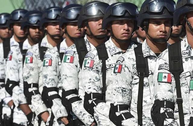 Reforma a la Guardia Nacional