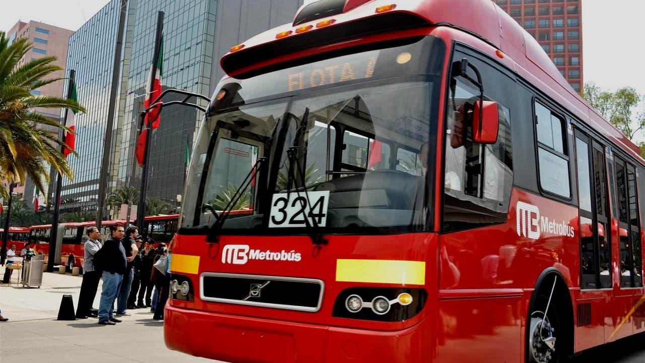Horarios del Metrobús para el 15 y 16 de septiembre