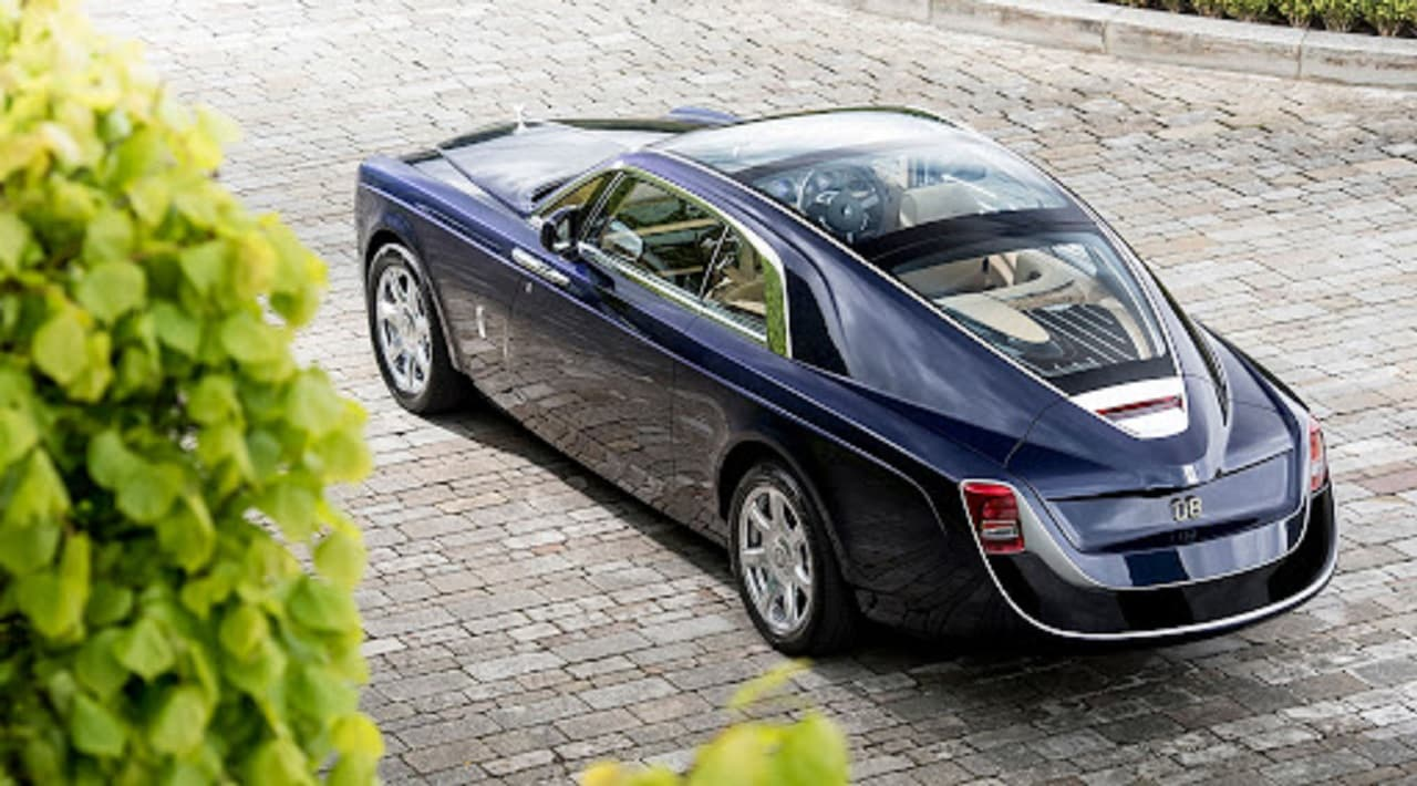 Estos son los autos más caros del mundo