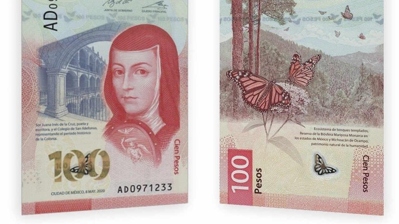 Venden dos billetes de Cien Pesos de la Familia G en 100 mil pesos
