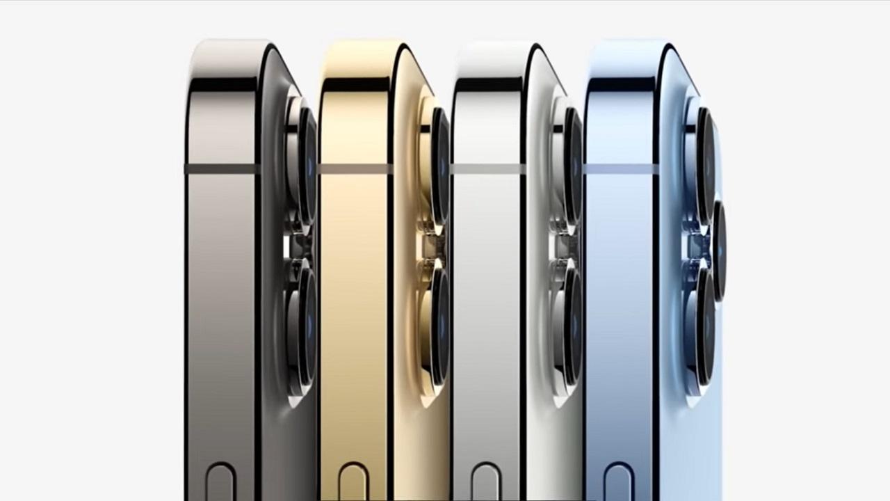 Estas son las características del nuevo iPhone 13