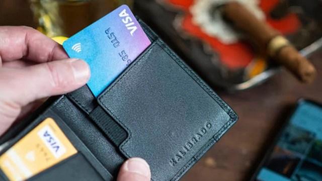 Las tarjetas de crédito son populares en México
