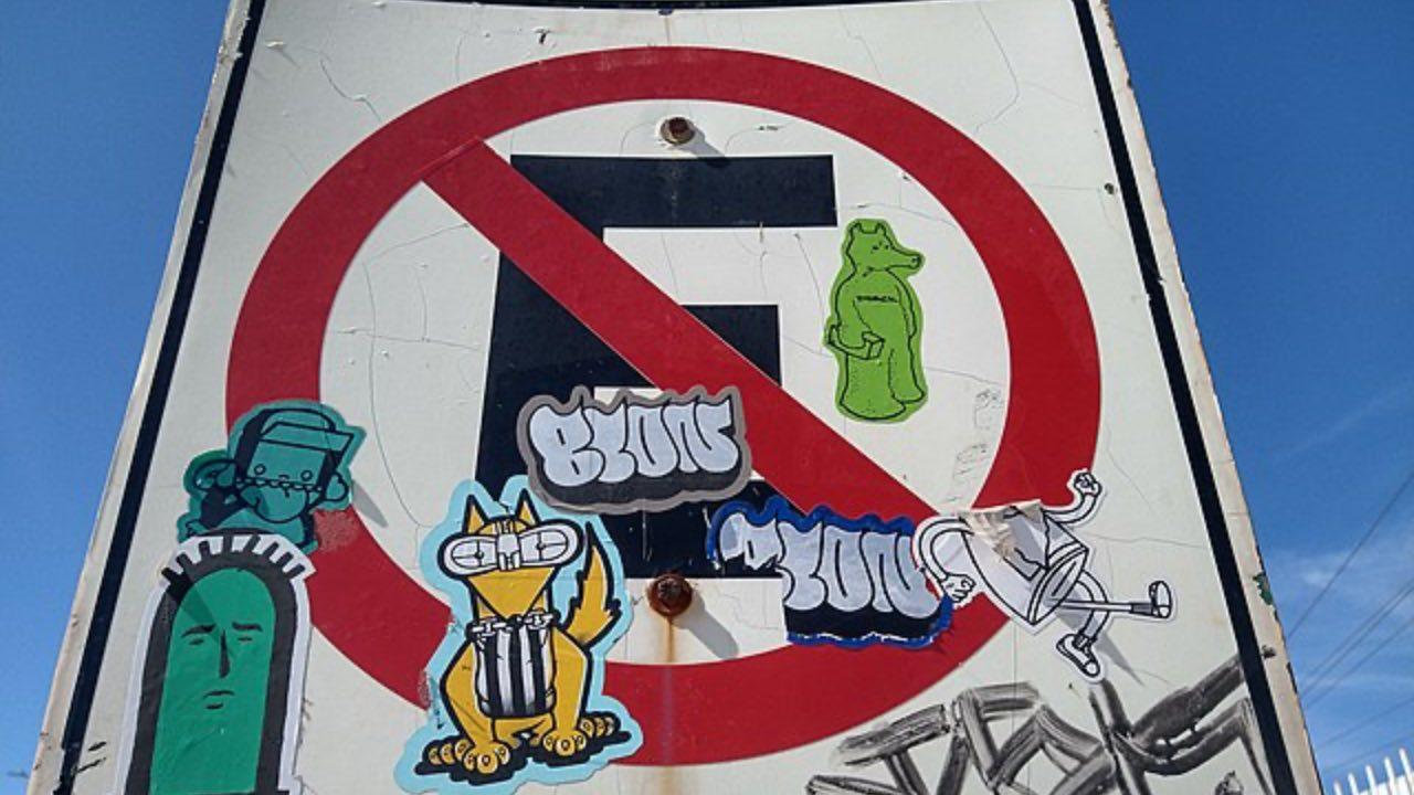 estacionarse lugares prohibidos