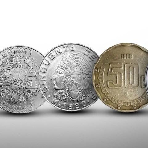 Estás son las monedas de 50 más caras que existen