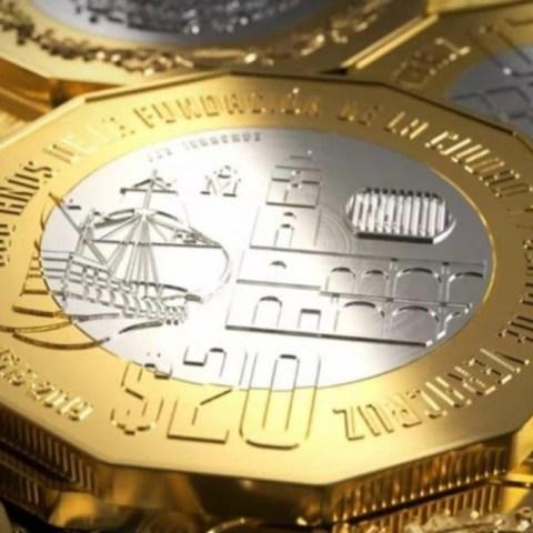 Conoce las monedas conmemorativas más caras.