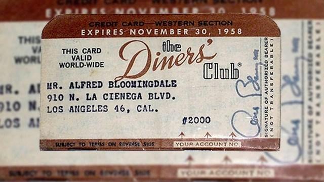La tarjeta de crédito fue una gran invención