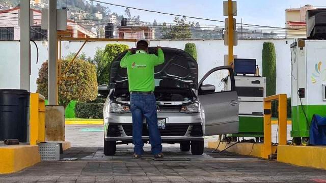 La verificación vehicular es obligatoria