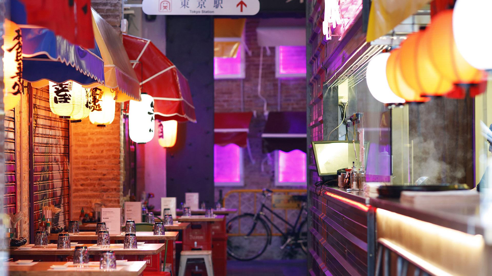 Carta Barcelona  Oishii