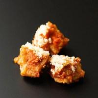 鶏肉のイタリアンソース煮込み