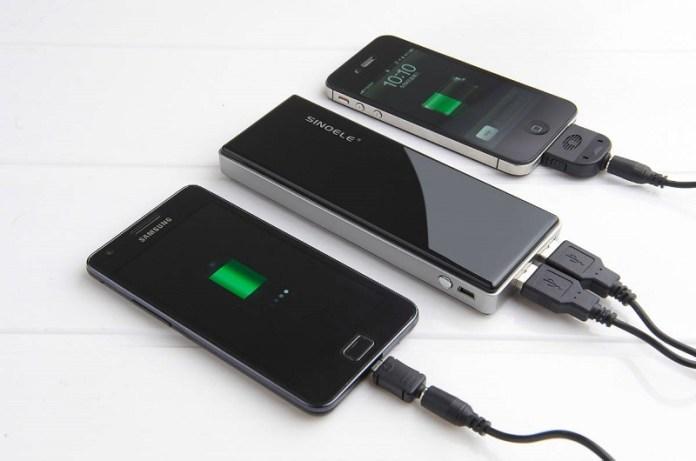 smartphone battery problem
