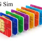 Jio 5g sim card